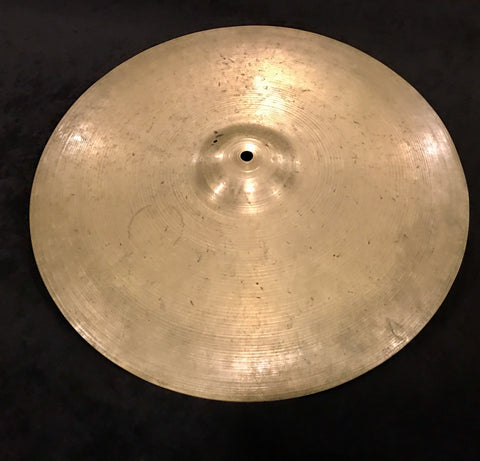 "16"" Zildjian A Trans Stamp Paper Thin Crash Cymbal 744g #580"