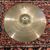 "15"" Zildjian A 1950s Hi Hat Cymbal Single 1068g #593"