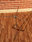 Ludwig & Ludwig 1912-1934 Model #331 Tripod Snare Stand Nickel