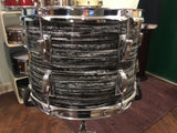 1967 Ludwig 9x13 Oyster Black Pearl Super Classic Tom Drum