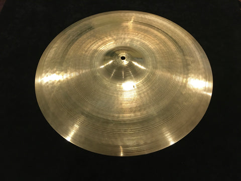 "20"" Zildjian A 1950s Small Stamp Ride Cymbal 2142g #616 *Sound File*"