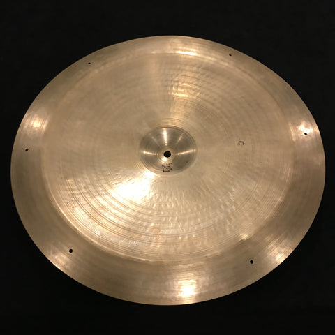 "20"" Zildjian A 1970s Swish China Cymbal 1964g #634"