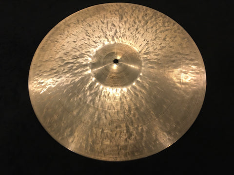 "19"" Istanbul Early Mel Lewis Crash Ride Cymbal 1762g"