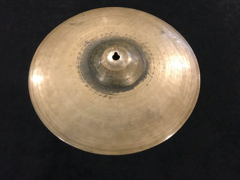"12"" Zildjian A 1st / 2nd / Pre-Trans Stamp Crash / Splash Cymbal 434g #672"