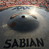 "12"" Sabian AAX Brilliant Splash Cymbal"