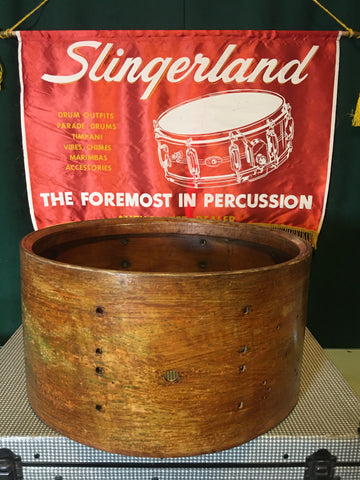 Slingerland Radio King 7x14 Snare Drum Shell Solid Shell