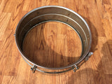 1920s Leedy 5x14 Utility Model Snare Drum - Nickel Over Brass