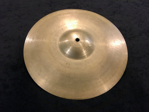 "12"" Zildjian A 1st / 2nd / Pre-Trans Stamp Splash / Crash Cymbal 356g #671"