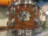 1970s Rogers 8x12 Koa Single Tom Drum - Swivomatic