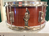 1959 Ludwig Pioneer Transition Badge 6.5X14 Mahogany Snare Drum