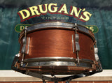 1950s WFL Ludwig 5.5x14 Model 491 Supreme Concert  / Pioneer Snare Drum Refinished