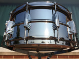 1970s Ludwig 6.5x14 LM402 Supraphonic Snare Drum #1360xxx