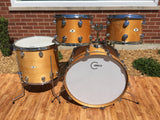 Camco Los Angeles 24/13/14/18 Natural Maple  Drum Set