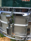 1970s Ludwig Acrolite Blue & Olive Snare Drum 5x14