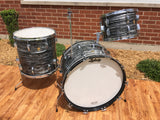 Ludwig Keystone 1960s Oyster Black Pearl Super Classic Drum Set