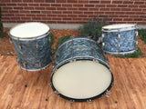 1948 Slingerland Radio King in Rare Light Blue Pearl