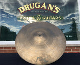 "19"" 1950's Zildjian A Trans Stamp Ride / Crash/Ride Cymbal 1644g - Inventory # 406"