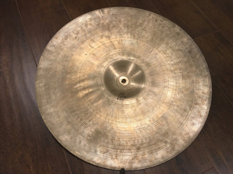 "20"" Zildjian A 1950's Small Stamp Ride Cymbal 2006g - #179"