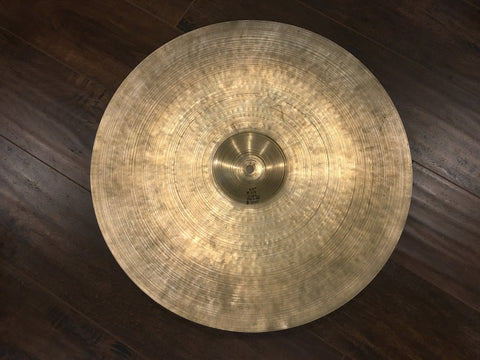 "20"" Zildjian A 1950's Small Stamp Ride Cymbal 2184g #374"