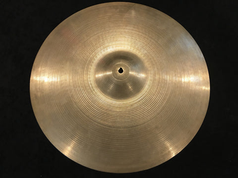 "20"" Zildjian A 1960's Ride Cymbal 2364g #173 *Sound File*"