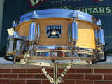"Vintage 1979 5""x14"" Tama Superstar Snare in Super Maple - 9mm Shell NICE!"