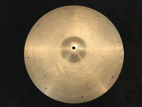 "19"" Zildjian A 1950's Ride Crash/Ride Cymbal 2044g #205"