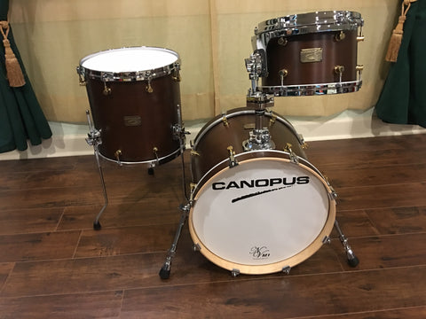 Canopus NV60-M1 Neo-Vintage 60s Model Bop Kit - Bitter Brown Oil