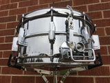 "LUDWIG 1970 SUPER SENSITIVE SNARE DRUM 6.5""X14"""