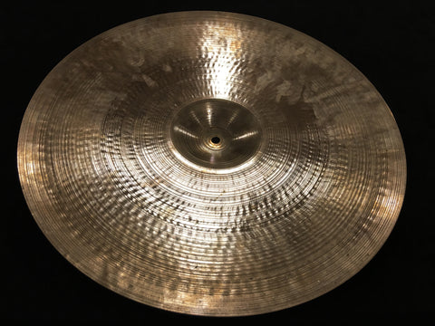 "20"" Zildjian A 1950s Ride / Crash-Ride Cymbal 1962g #487"