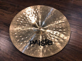 "22"" Paiste Signature Series Power Ride Cymbal 3864g"