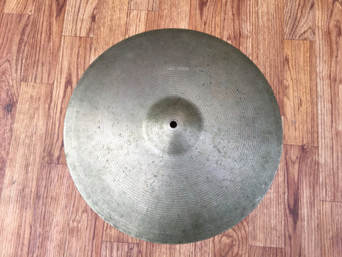 "16"" Paiste Pre-Serial # Formula 602 Crash Cymbal 1004g #242"
