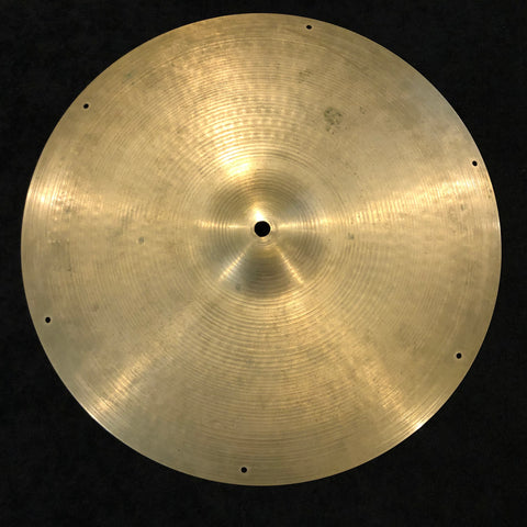 "16"" Zildjian A 1960s Small Ride Cymbal 1684g #298"