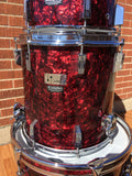"1970's Sonor Phonic ""Club Super Champion"" Bop Set 18/12/14 Red Slate"