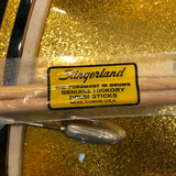1960s N.O.S. Slingerland Jake Hanna 21A Wood Tip Drum Stick w/ Original Bag