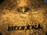 "20"" Istanbul Pre Split Turkish Ping Ride Cymbal 3192g"