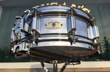 "Rogers 1960s 5""x14"" 7-Line Dynasonic Snare Drum"