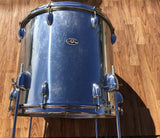 Slingerland Early '70s Super Rock Outfit No.51N Chrome Over Wood