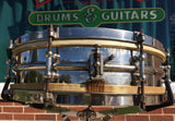 "Vintage 1920s 4""x14"" Ludwig Professional ""Dance"" Model Snare Drum 100% ORIGINAL!"