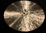 "20"" Craig Lauritsen Rustico Hand Hammered Artisan Ride / Crash-Ride Cymbal 1827g"