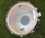 Select / Solid Johnny Craviotto 7x14 Maple Snare Drum - Ebony Stain