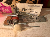 Rogers Swivomatic Bass Drum Pedal N.O.S. w/ Original Box Amazing!