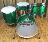 Canopus NV60-M2 Neo-Vintage 60's Model Classic Kit - Green Sparkle