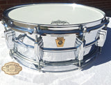 Ludwig Supraphonic / Super 400 - 1962 Chrome Over Brass