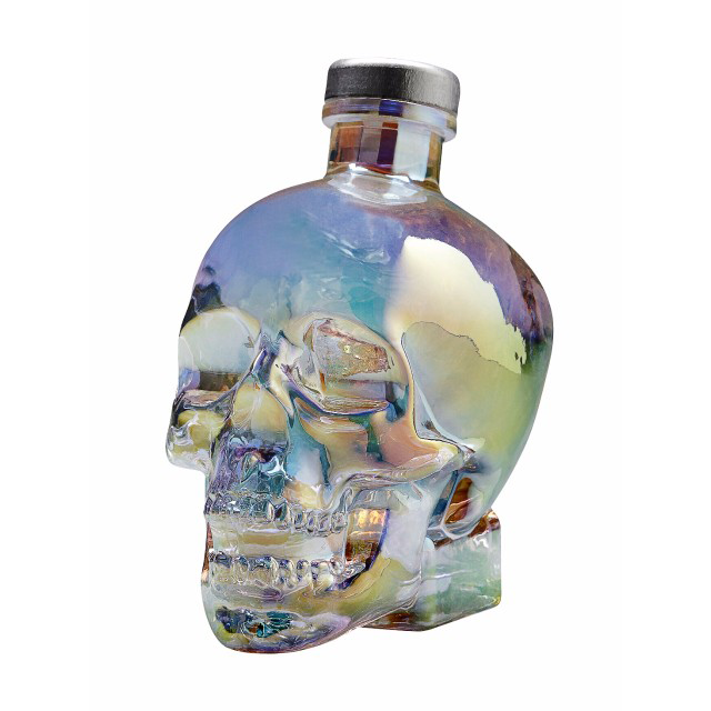 Aurora Crystal Head Vodka | Gifty by The Breaking Heart
