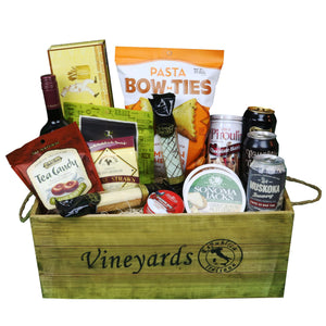 Barracuda Gift Baskets Toronto | Gifty by The Breaking Heart