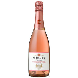 Beringer Sparkling White Zinfandel | Gifty by The Breaking Heart