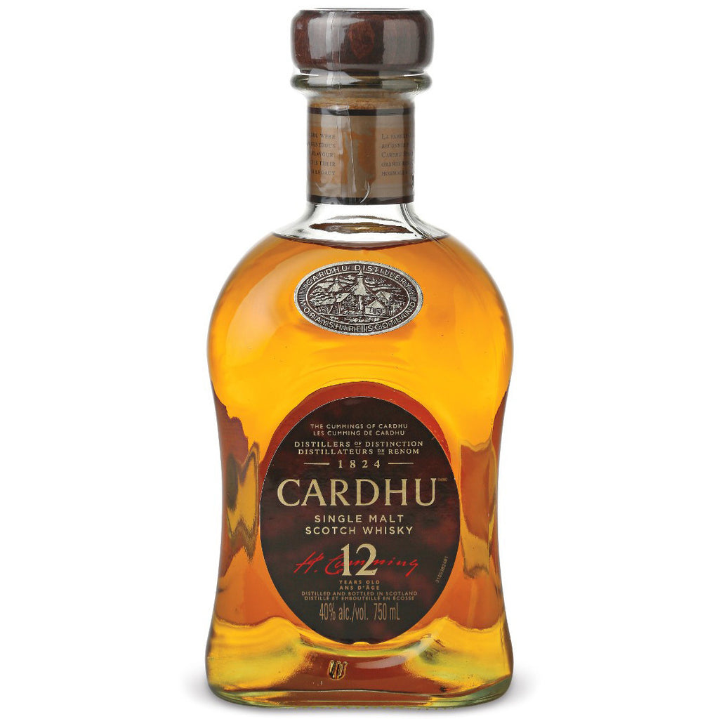 Cardhu Single Malt Scotch | Gifty by The Breaking Heart