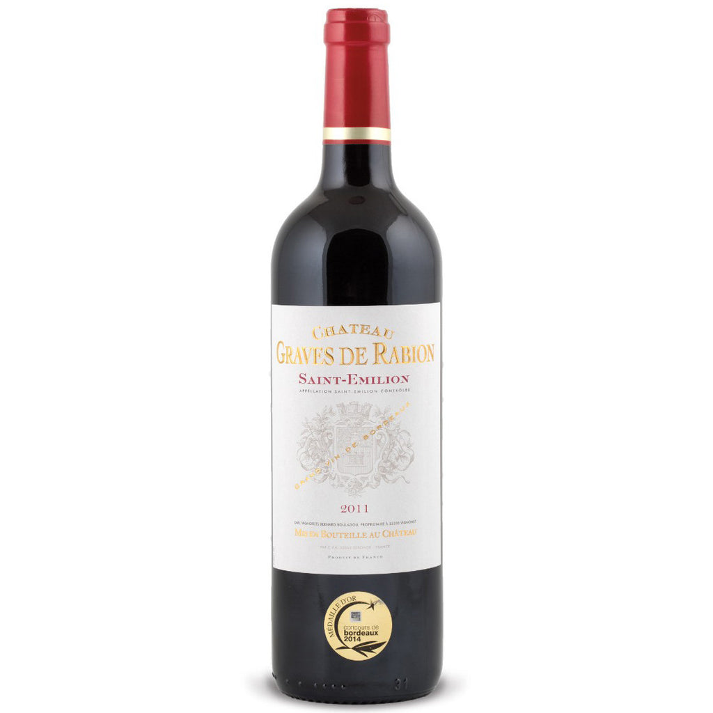 Chateau Graves De Rabion Saint Emilion | Gifty by The Breaking Heart