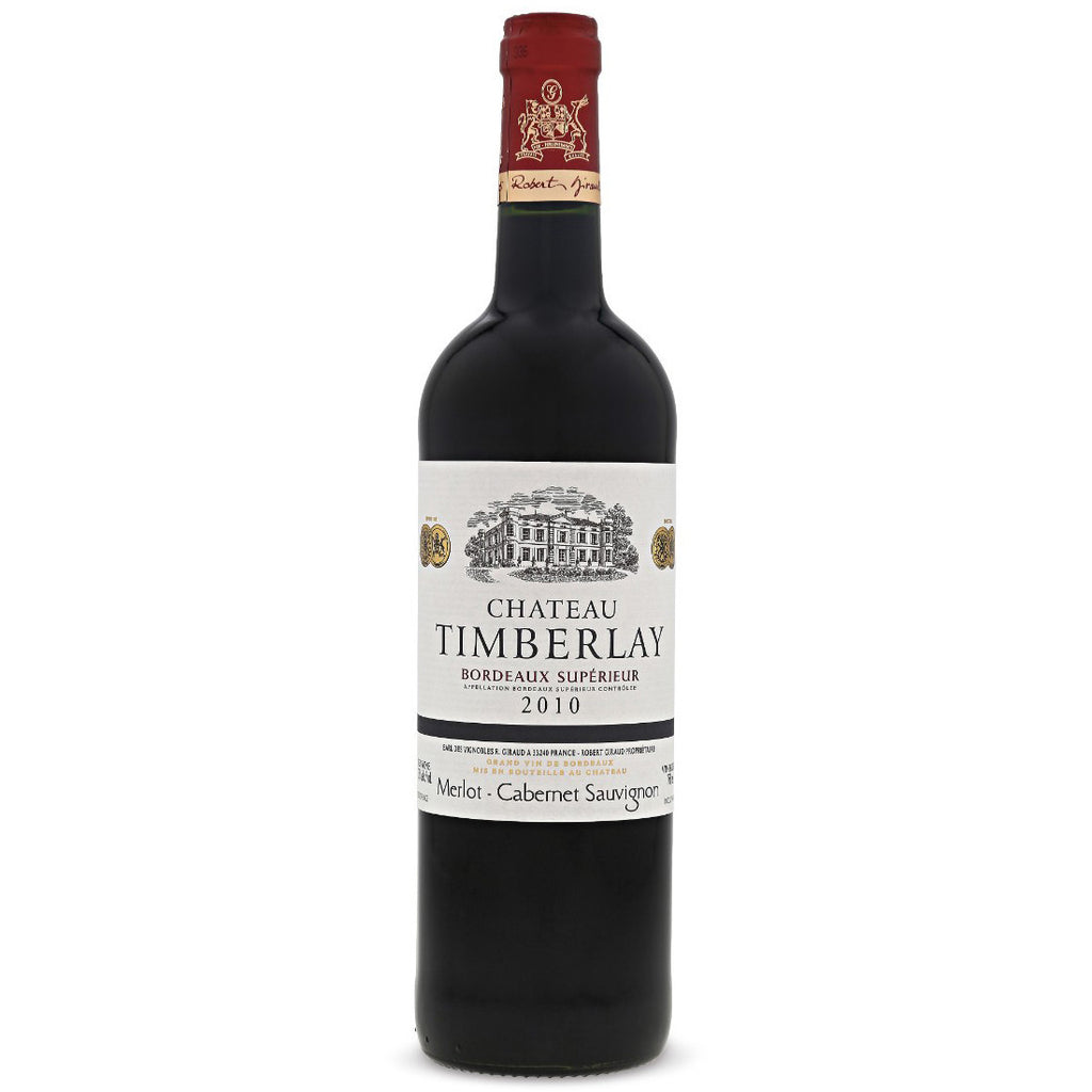 Chateau Timberlay Bordeaux Superieur | Gifty by The Breaking Heart
