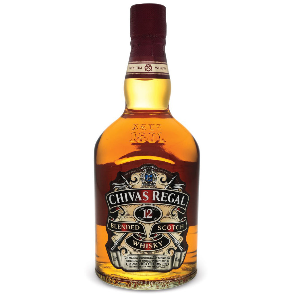 Chivas Regal 12 Year Old Scotch Whisky | Gifty by The Breaking Heart